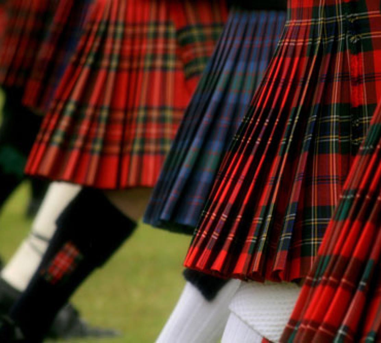 Шотландские Женские Юбки